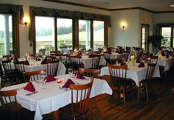 View photos of the dining room.